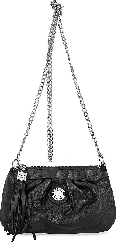 Сумка женская Fiato Dream, 3194, черный сумка женская fiato dream 1138 латте