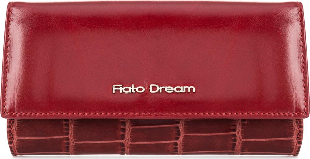 Кошелек женский Fiato Dream, п330, красный кошелек fiato