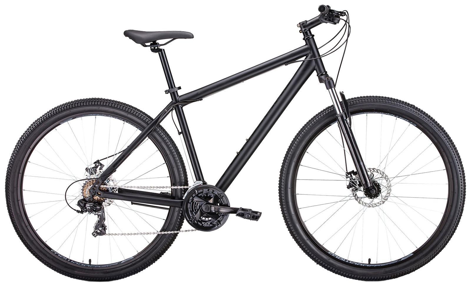 Горный (MTB) Forward SPORTING 29 2.0 disc, RBKW9MN9Q010, черный