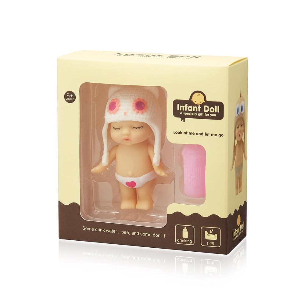 Игровой набор с куклой FindusToys Infant Doll, FD-35-008/6 белый игровой набор с куклой findustoys infant doll fd 35 008 6 белый