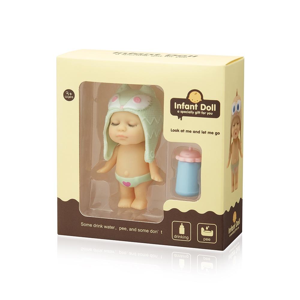 Игровой набор с куклой FindusToys Infant Doll, FD-35-008/9 игровой набор с куклой findustoys infant doll fd 35 008 6 белый