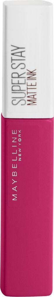 Помада для губ жидкая Maybelline New York Super Stay Matte Ink, матовая, 120, 5 мл цена