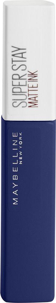 Помада для губ жидкая Maybelline New York Super Stay Matte Ink, матовая, 105, 5 мл цена