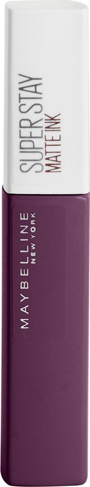 Помада для губ жидкая Maybelline New York Super Stay Matte Ink, матовая, 110, 5 мл цена