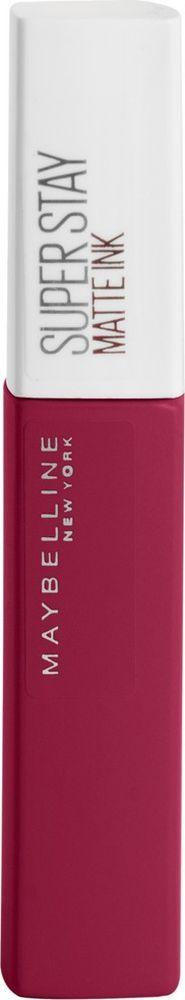 Помада для губ жидкая Maybelline New York Super Stay Matte Ink, матовая, 115, 5 мл цена