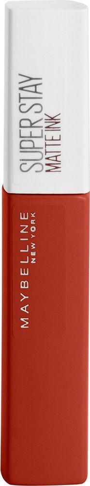 Помада для губ жидкая Maybelline New York Super Stay Matte Ink, матовая, 117, 5 мл цена