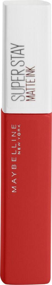 Помада для губ жидкая Maybelline New York Super Stay Matte Ink, матовая, 118, 5 мл цена