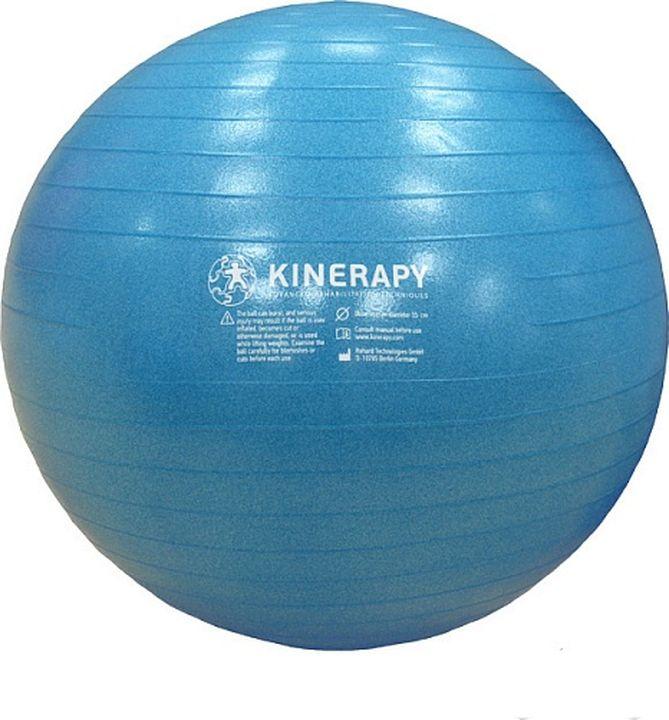 Мяч гимнастический Kinerapy Gymnastic Ball, RB255, бирюзовый, диаметр 55 см