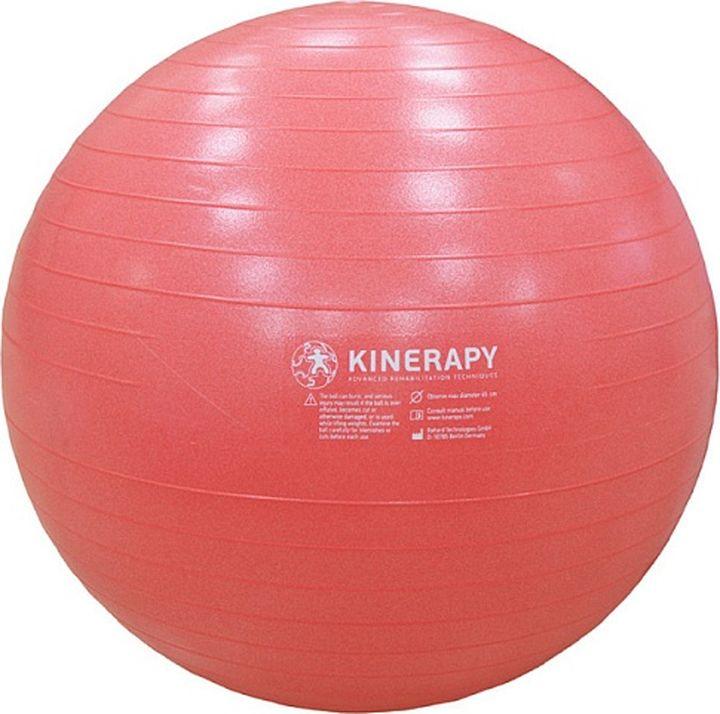 Мяч гимнастический Kinerapy Gymnastic Ball, RB265, коралловый, диаметр 65 см