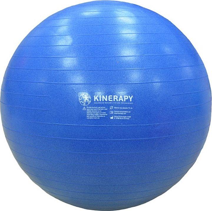 Мяч гимнастический Kinerapy Gymnastic Ball, RB275, синий, диаметр 75 см