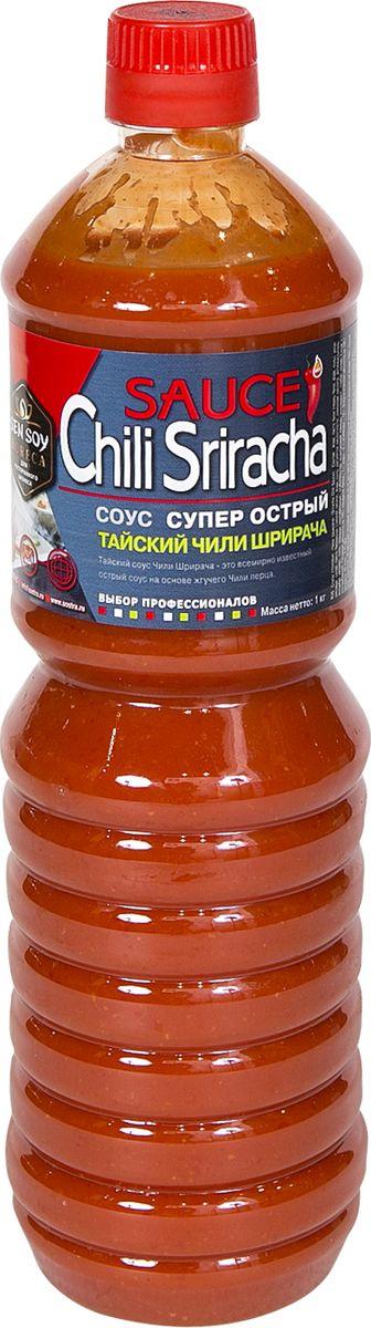 Соус Sen Soy Чили Шрирача, 1 кг соус чесночный