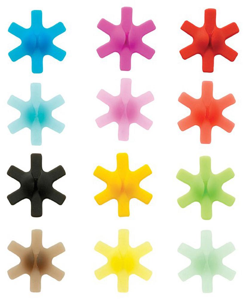 Маркеры для бокалов Mastrad, Л9151, 12 шт