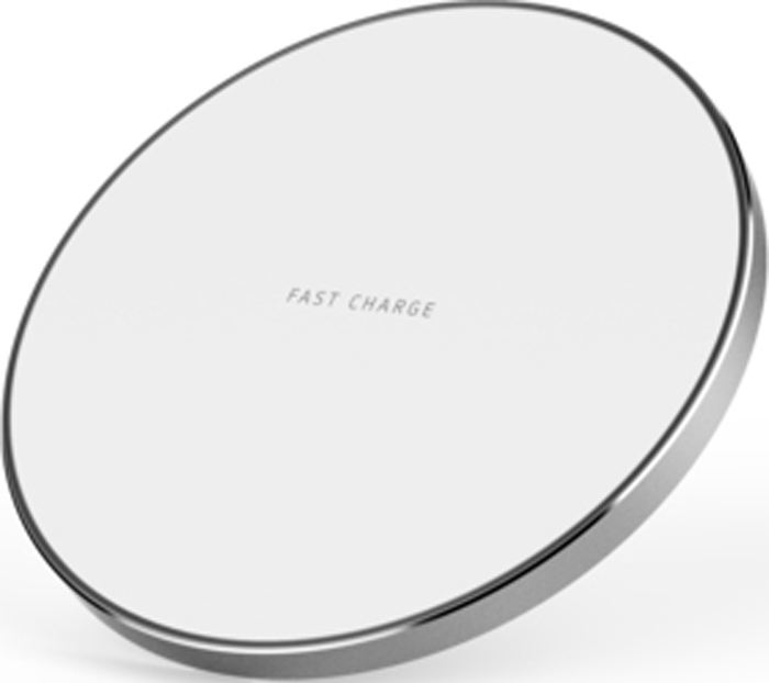 лучшая цена Беспроводное зарядное устройство LAB.C Wireless Fast Charging Pad LABC-578-WH, белый