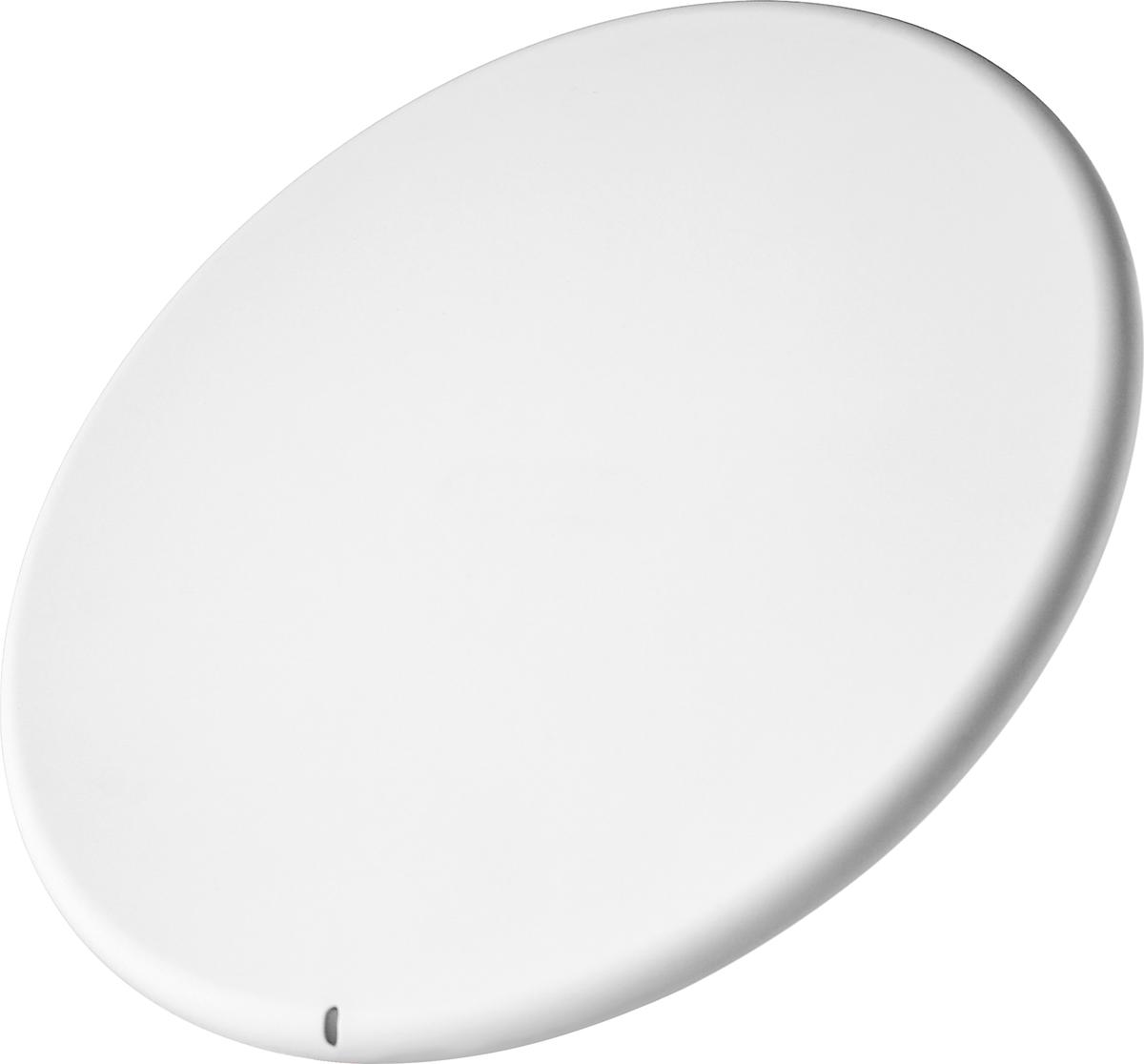 цена на Беспроводное зарядное устройство uBear Flow Wireless Charger, WL02WH10-AD, белый
