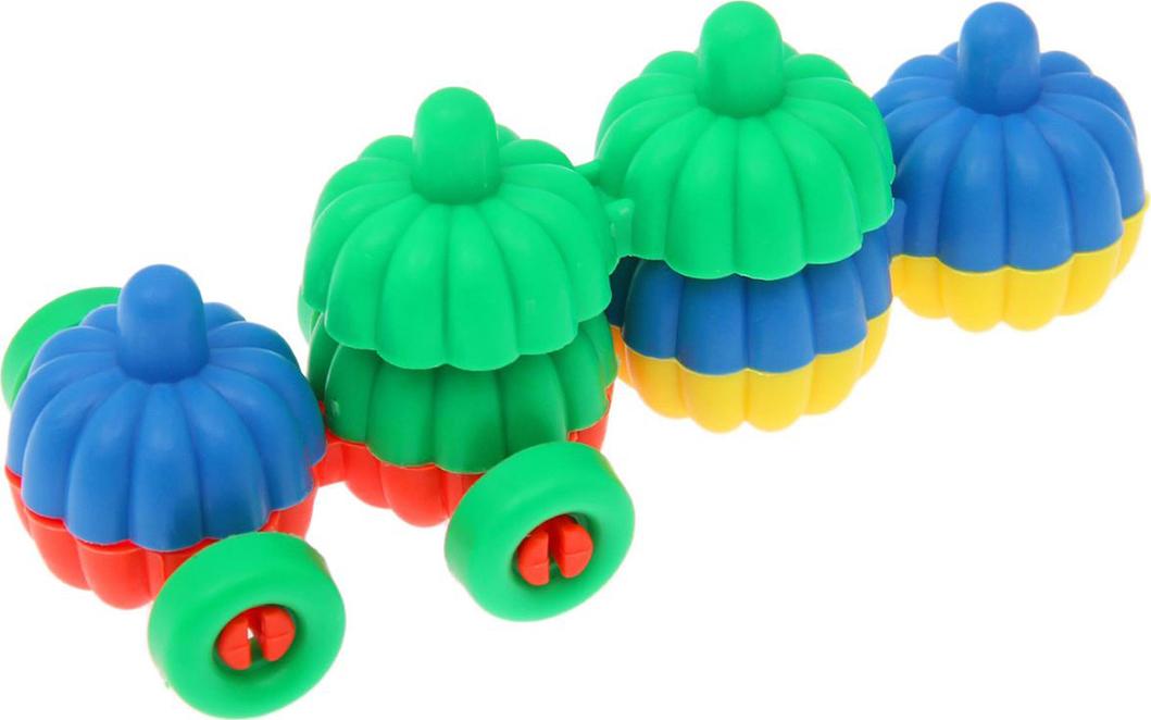 Пластиковый конструктор Цветочки, 15688471568847Откройте конструирование по-новомуС набором «Цветочки» фантазию малыша ничто не будет ограничивать. Из необычных разноцветных фигур ребенок построит все, что ему вздумается. Элементы легко скрепляются между собой и могут образовывать любые формы. Экспериментируйте и создавайте настоящие конструкторские шедевры!Увлекательная игра не только пробудит воображение чада, но и будет способствовать развитию образного и логического мышления, цветового и эмоционального восприятия, мелкой моторики и тактильных ощущений.Детали изготовлены из высококачественного пластика, безопасного для детского здоровья.Размеры элементов1-я деталь: 3,8 х 3,8 х 2,7 см.2-я деталь: 7 х 5,8 х 2,7 см.Для детей старше 3 лет.