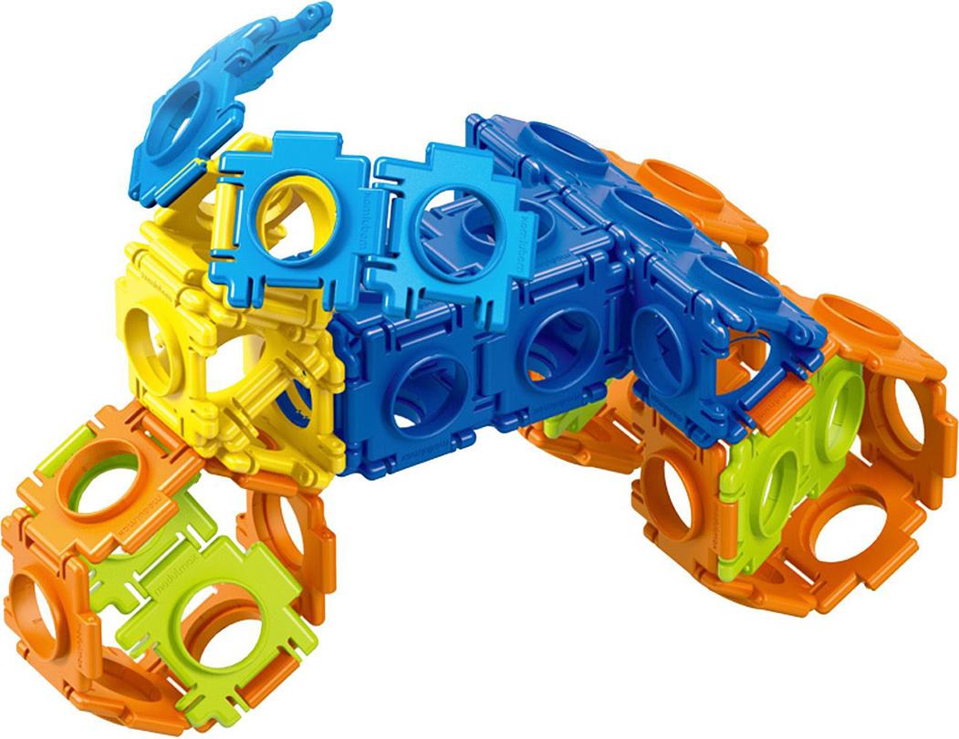 Конструктор пластиковый Мотоцикл, 2316586 цена