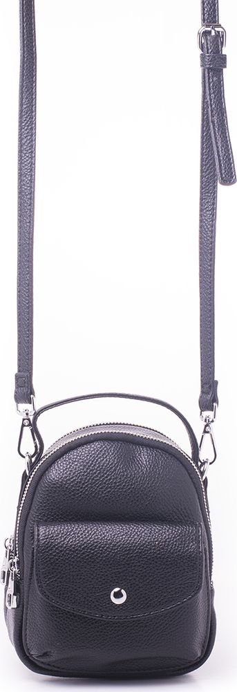 Сумка кросс-боди женская Baggini, 18053-3/10, черный