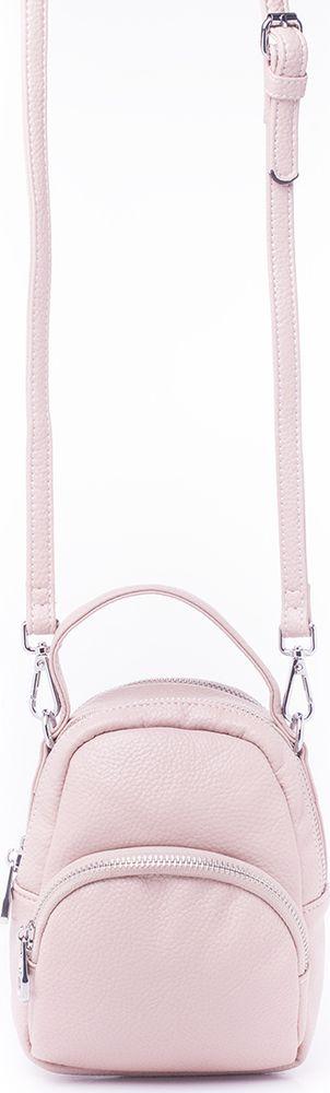 Сумка кросс-боди женская Baggini, 18053-4/63, розовый