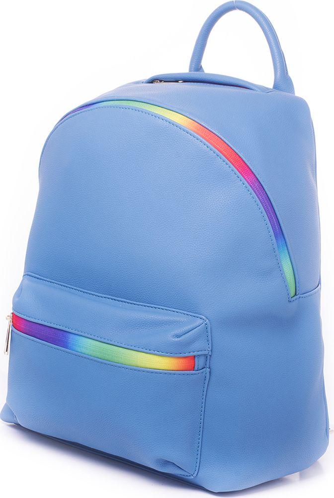 Рюкзак женский Baggini, 18084/42, голубой пике женский mk2573 03 голубой