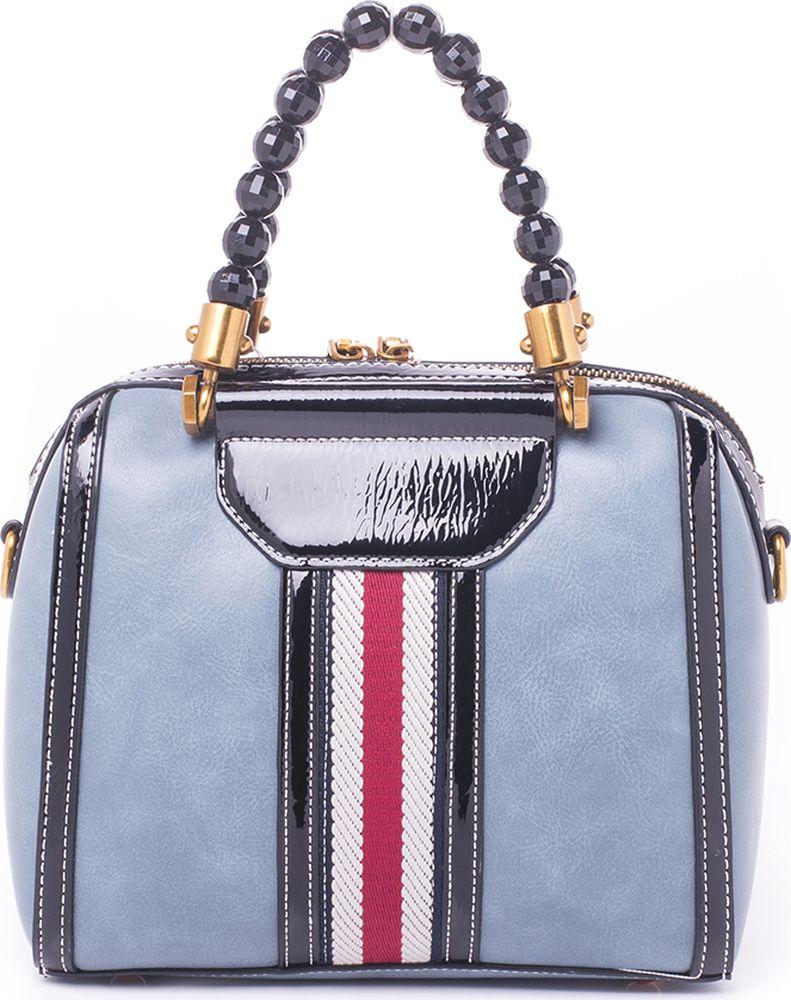 Сумка женская Baggini, 28963-3/42, голубой недорго, оригинальная цена