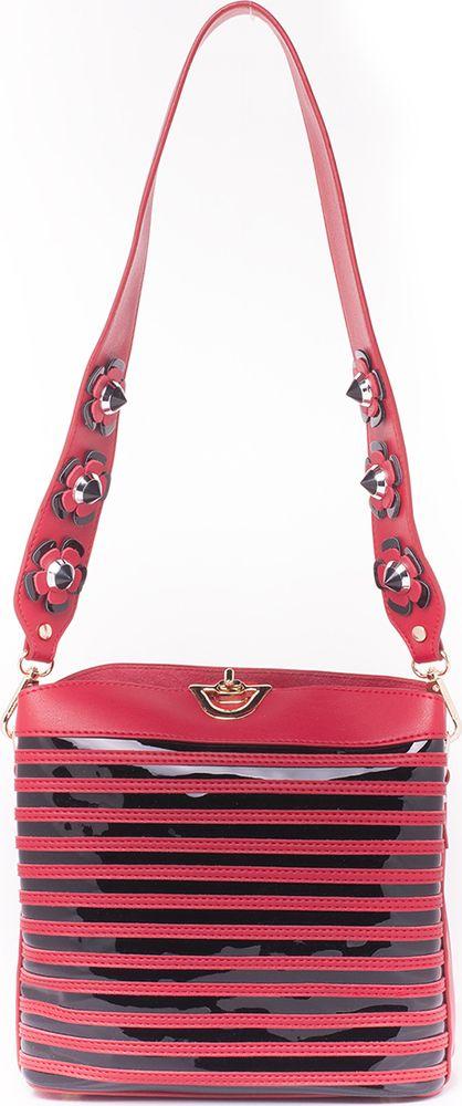 Сумка кросс-боди женская Guanwang, 623-9317A/69, красный