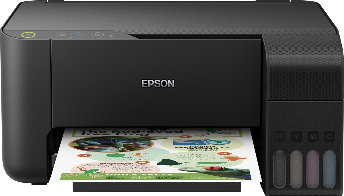 МФУ Epson L3100, черный