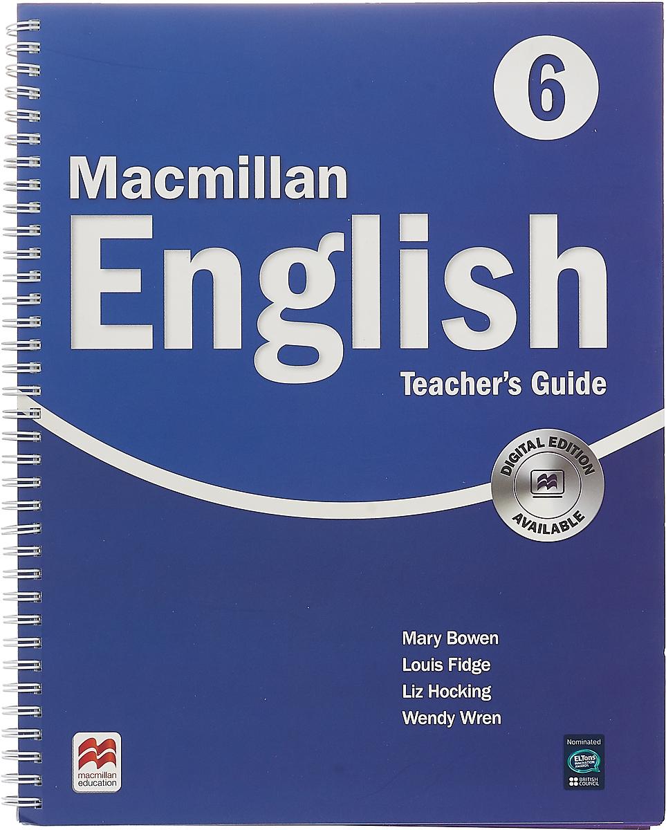 Macmillan English. Teacher's Guide 6
