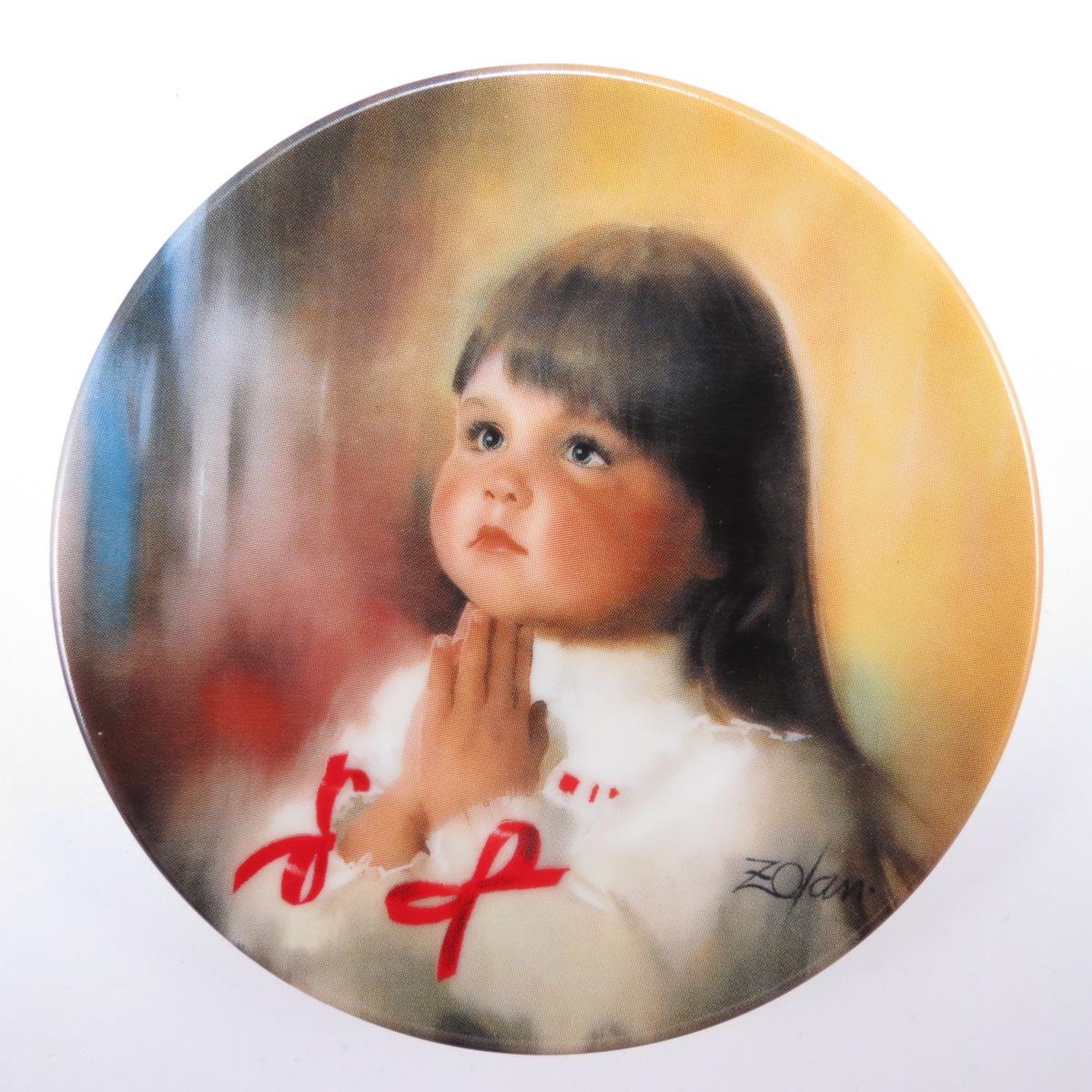 Декоративная тарелка Pemberton & Oakes Любимый детский художник Америки, 91451273