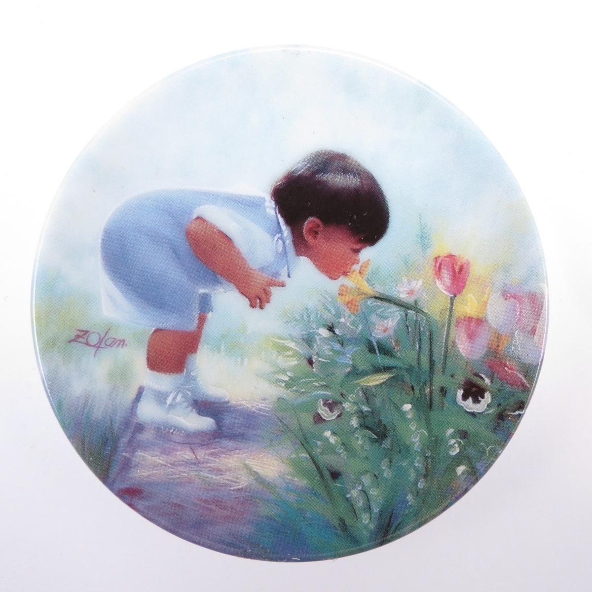 Декоративная тарелка Pemberton & Oakes Любимый детский художник Америки, 91453998