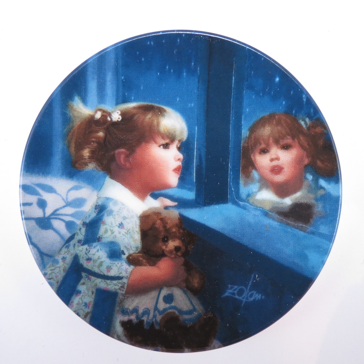 Декоративная тарелка Pemberton & Oakes Любимый детский художник Америки, 91462889