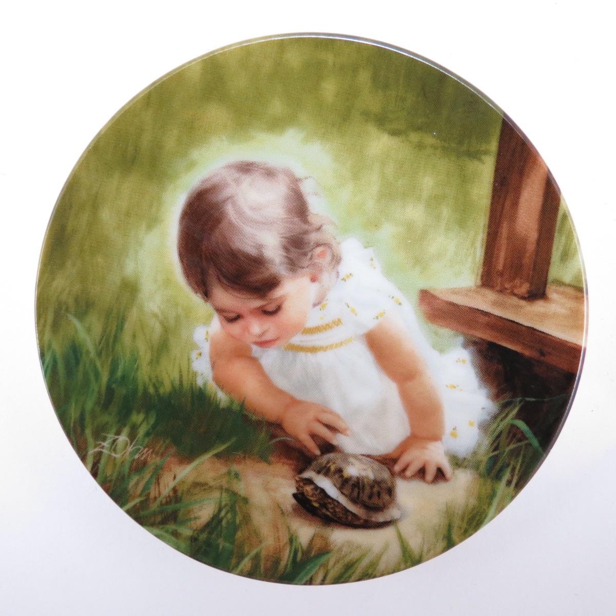 Декоративная тарелка Pemberton & Oakes Любимый детский художник Америки, 91466783