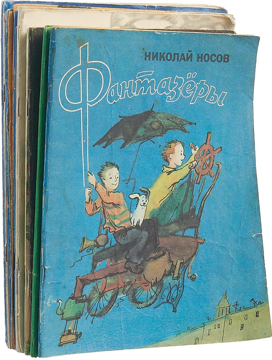 Детские иллюстрированные издания для дошкольного возраста 60-90 х годов (комплект из 20 книг) русская поэзия детям советские иллюстрированные издания 70 80 х годов комплект из 10 книг