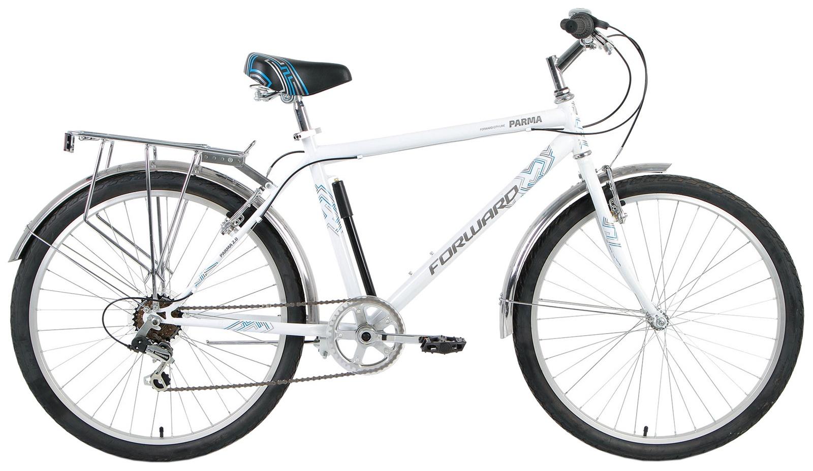 Велосипед Forward PARMA 2.0, RBKW7RN66003, белый