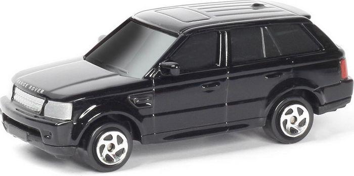 Машинка Uni-FortuneToys RMZ City Range Rover Sport, 1:64, 344009S-BLK, черный