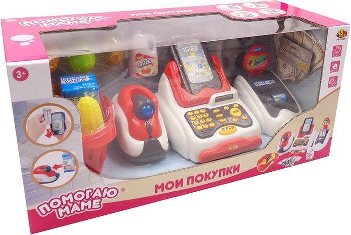 Игровой набор ABtoys Касса, PT-01029 сканер кодов