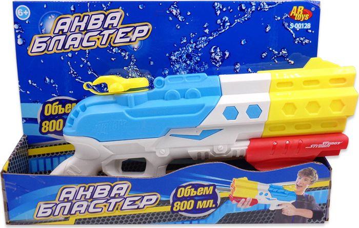 "Водяное оружие ABtoys ""Аквабластер"", S-00128, 800 мл"