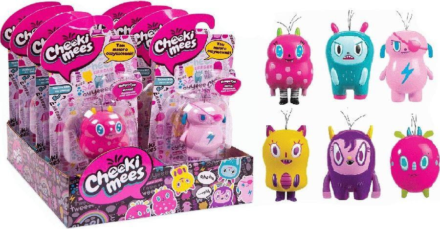 Интерактивные игрушки ABtoys Cheeki Mees, в ассортименте, MM0001
