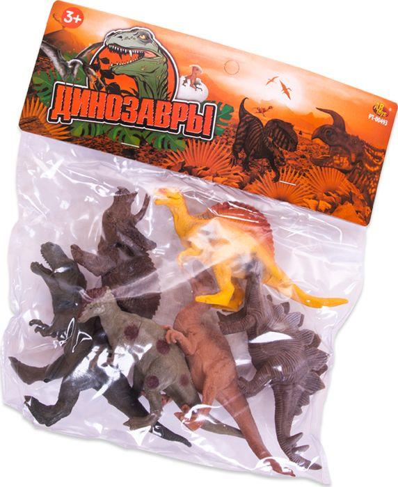 "Фигурка ABtoys ""Динозавр"", PT-00493(WA-C8003), 6 шт"