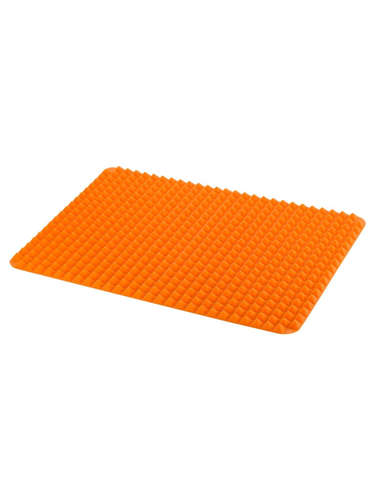 Форма для выпечки HomeMaster 229, SHM049-4, оранжевый