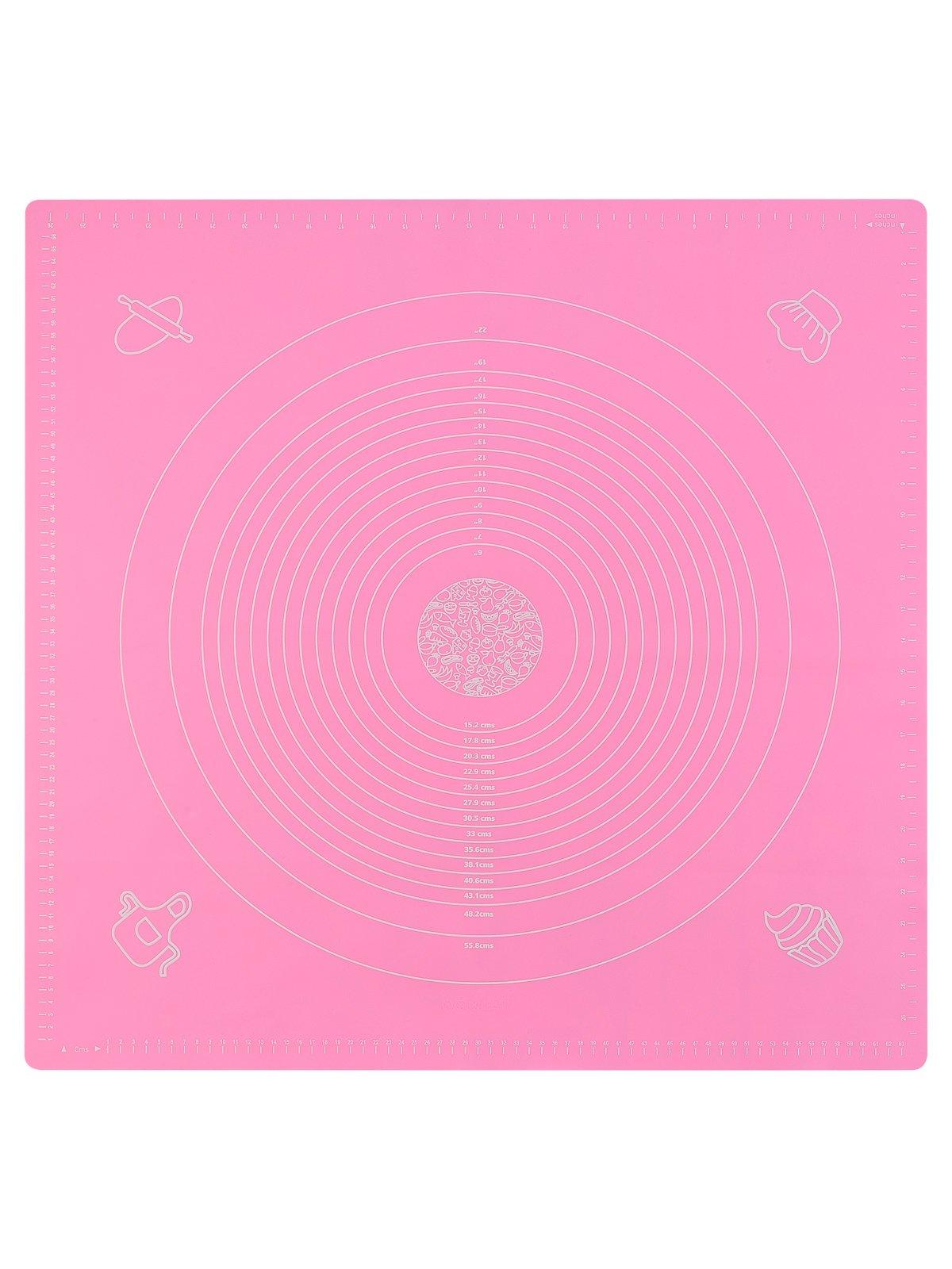 Форма для выпечки HomeMaster 210, SHM025-2, розовый