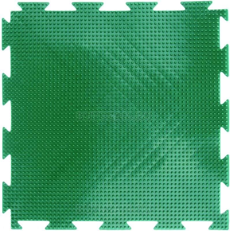 Коврик-пазл Орто Пазл трава жёсткая, тж(з) зеленый