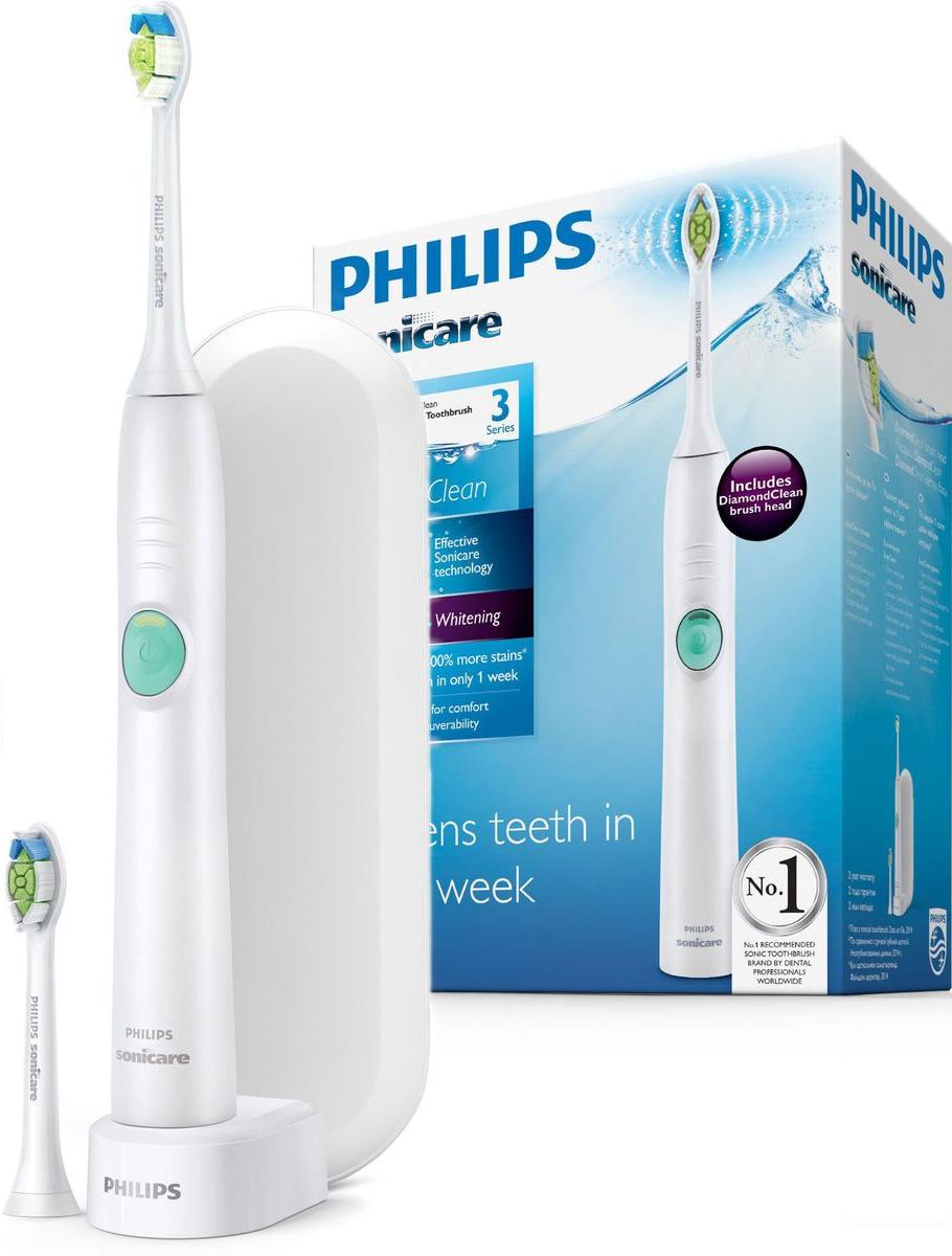 Звуковая зубная щетка Philips Sonicare EasyClean HX6512/59