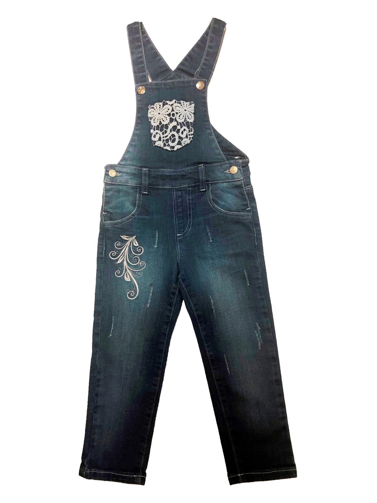Комбинезон LIGAS комбинезон джинсовый для детей