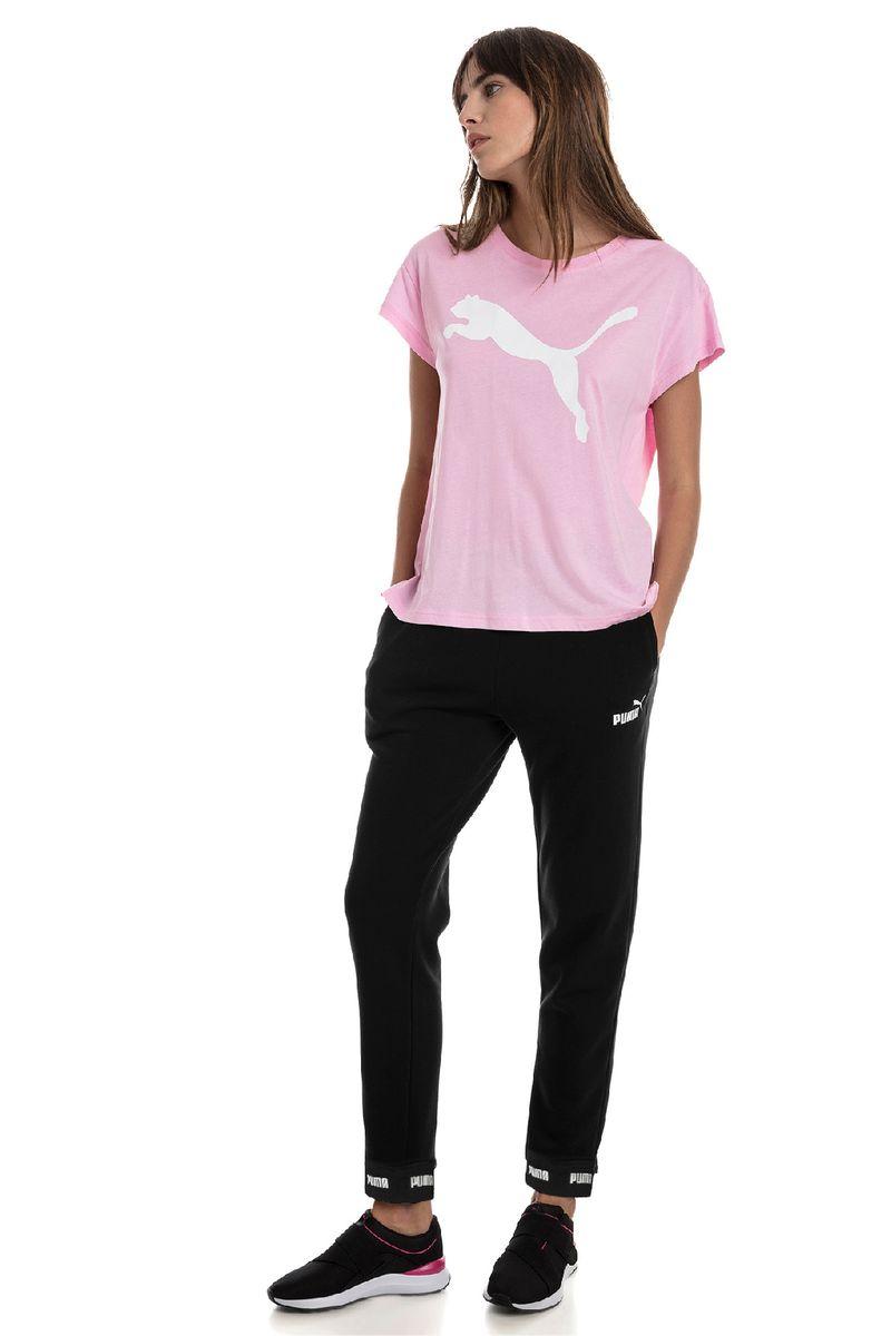 Брюки PUMA Amplified Sweat Pants TR CL брюки мужские puma ess sweat pants tr op цвет серый 838373031 размер xxl 52 54