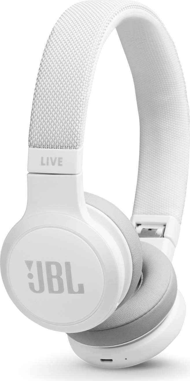 Наушники JBL Live 400BT, white
