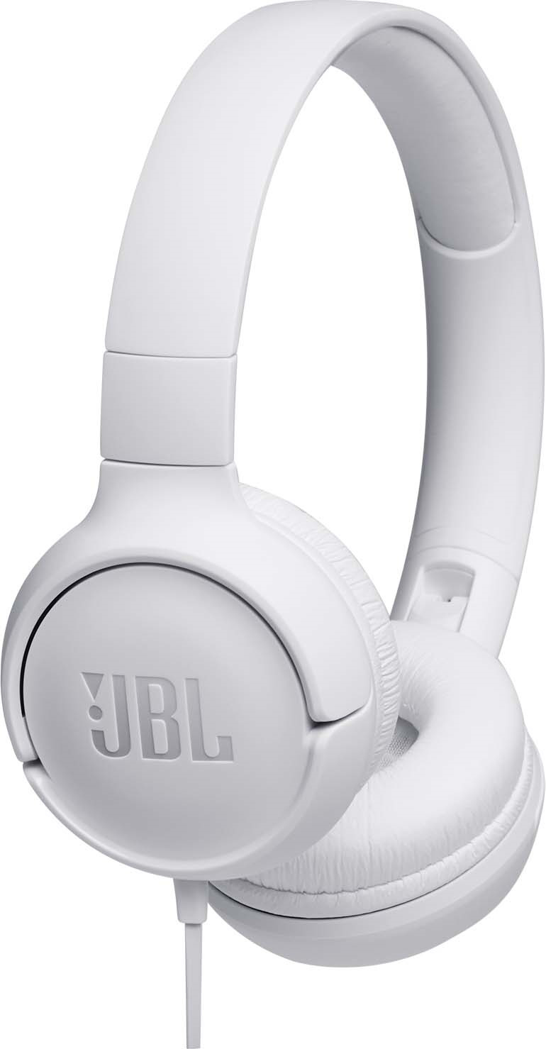 Наушники JBL Tune 500, white headphones jbl tune 500
