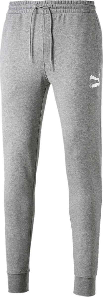 Брюки PUMA Classics Sweat Pants Cuffs брюки мужские puma classics sweat pants cuffs цвет черный 57808101 размер l 50