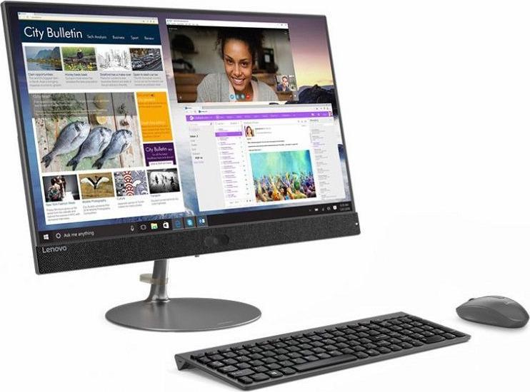 купить Моноблок Lenovo IdeaCentre 730S-24IKB, F0DX001DRK, 23.8