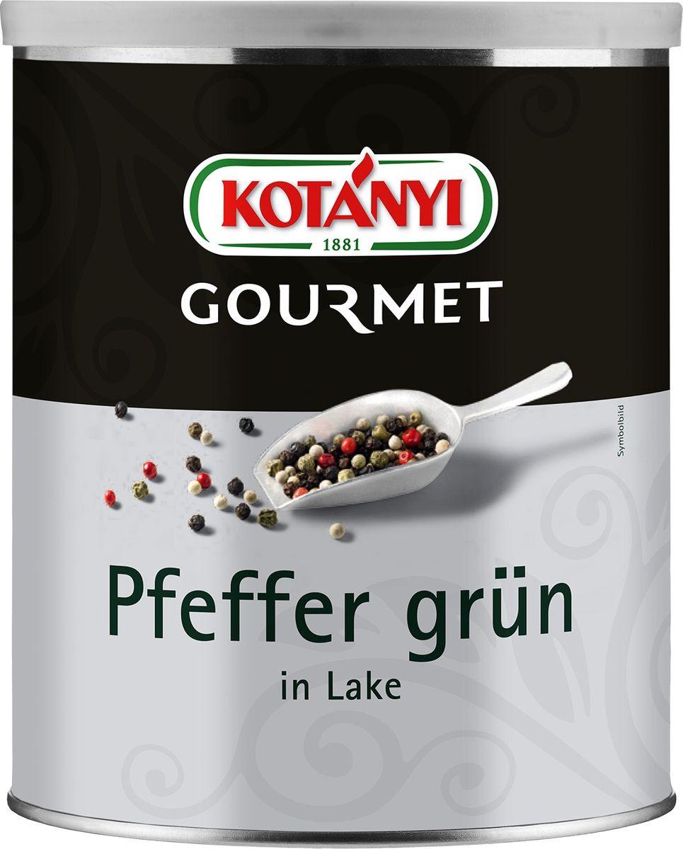 Зеленый перец горошек Kotanyi, в рассоле, 740 г kotanyi для блюд вок 320 г