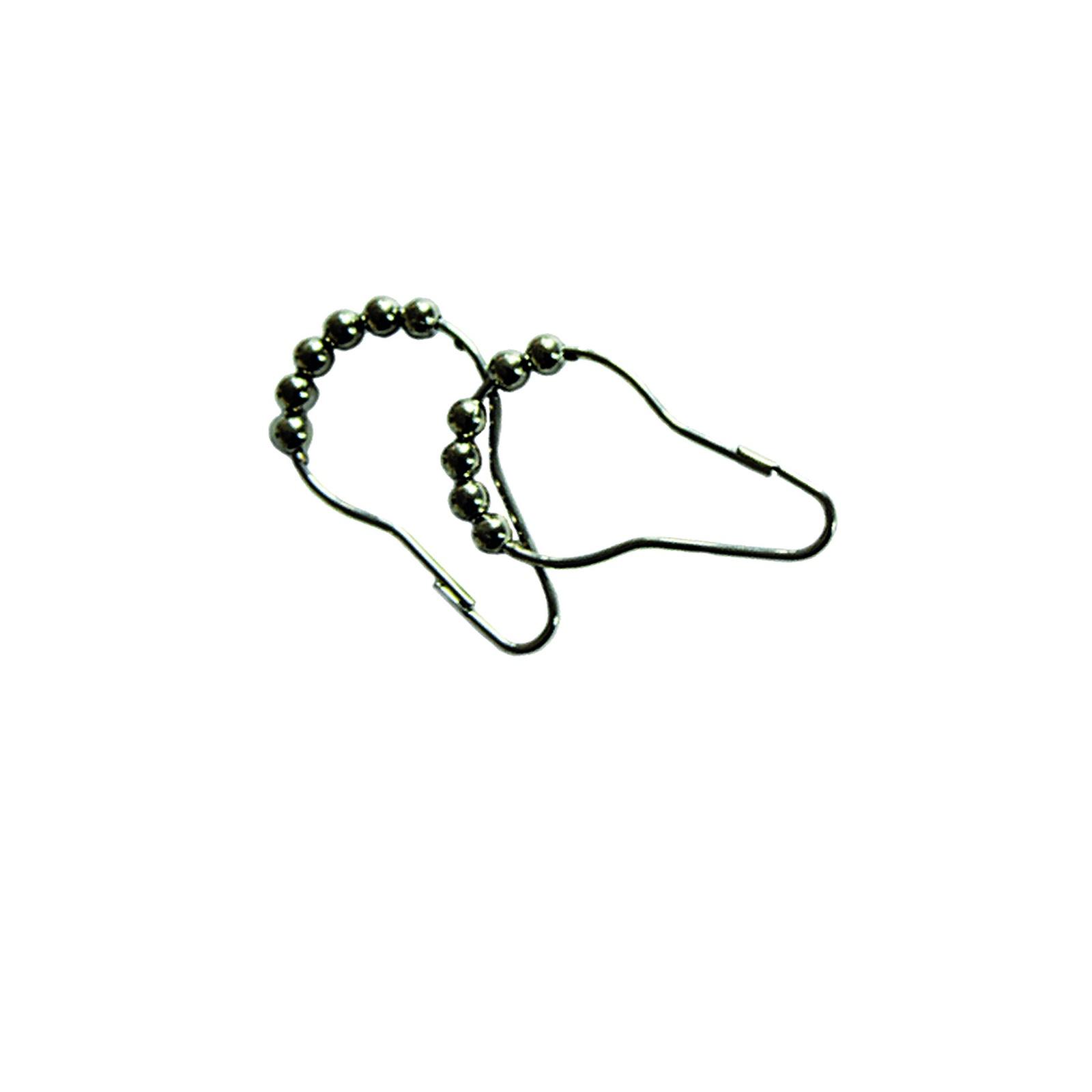Фото - Кольца для шторки в ванной Aquanova COSMO куртка ветровка мужская сплав mantis цвет оливковый 1308096 размер 48 50 158 164